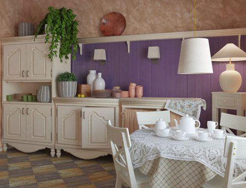 Rustykalna kuchnia, nowoczesny salon, buduarowa sypialnia – jak łączyć różne style w jednym domu?