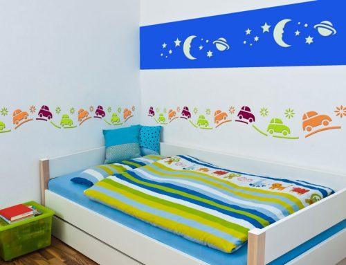Na co należy zwracać uwagę przy wyborze farb do pokoju dziecięcego?