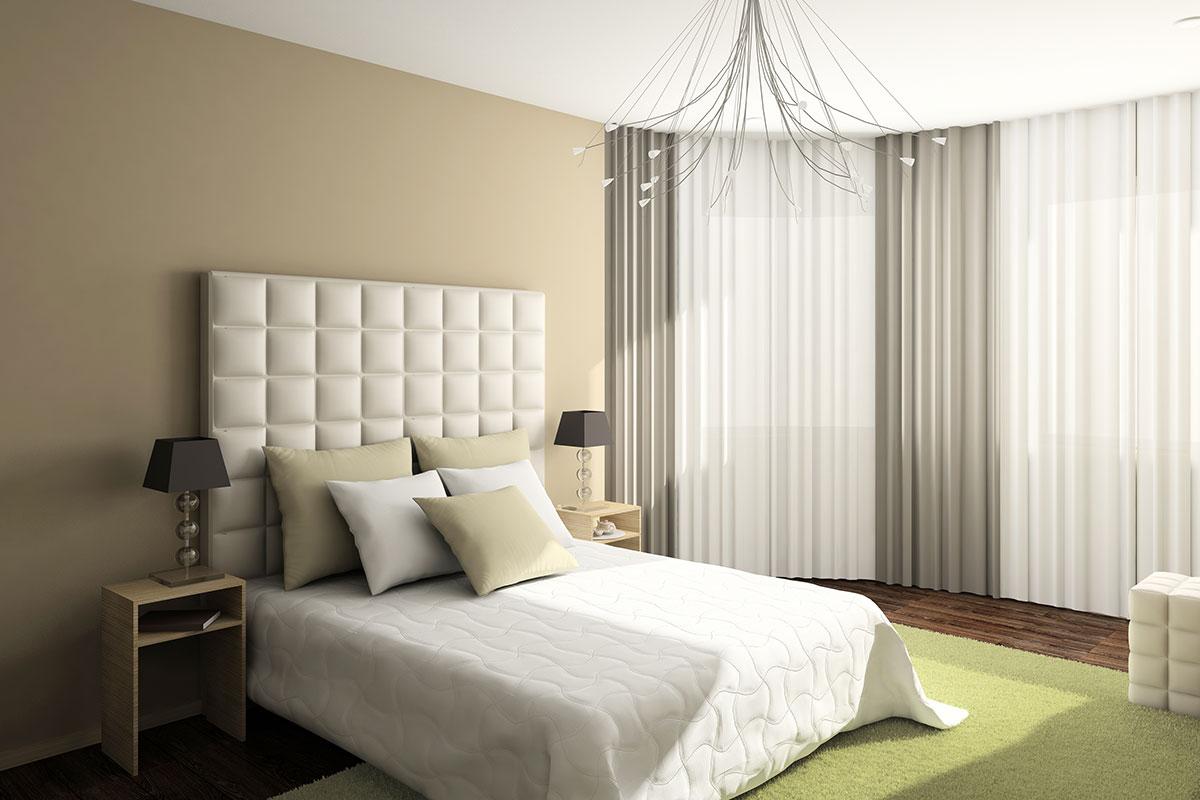 Jaki Kolor ścian Najlepiej Sprawdzi Się W Sypialni